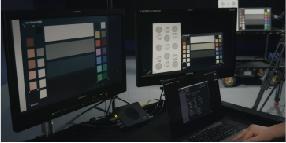 尊正AM系列监视器